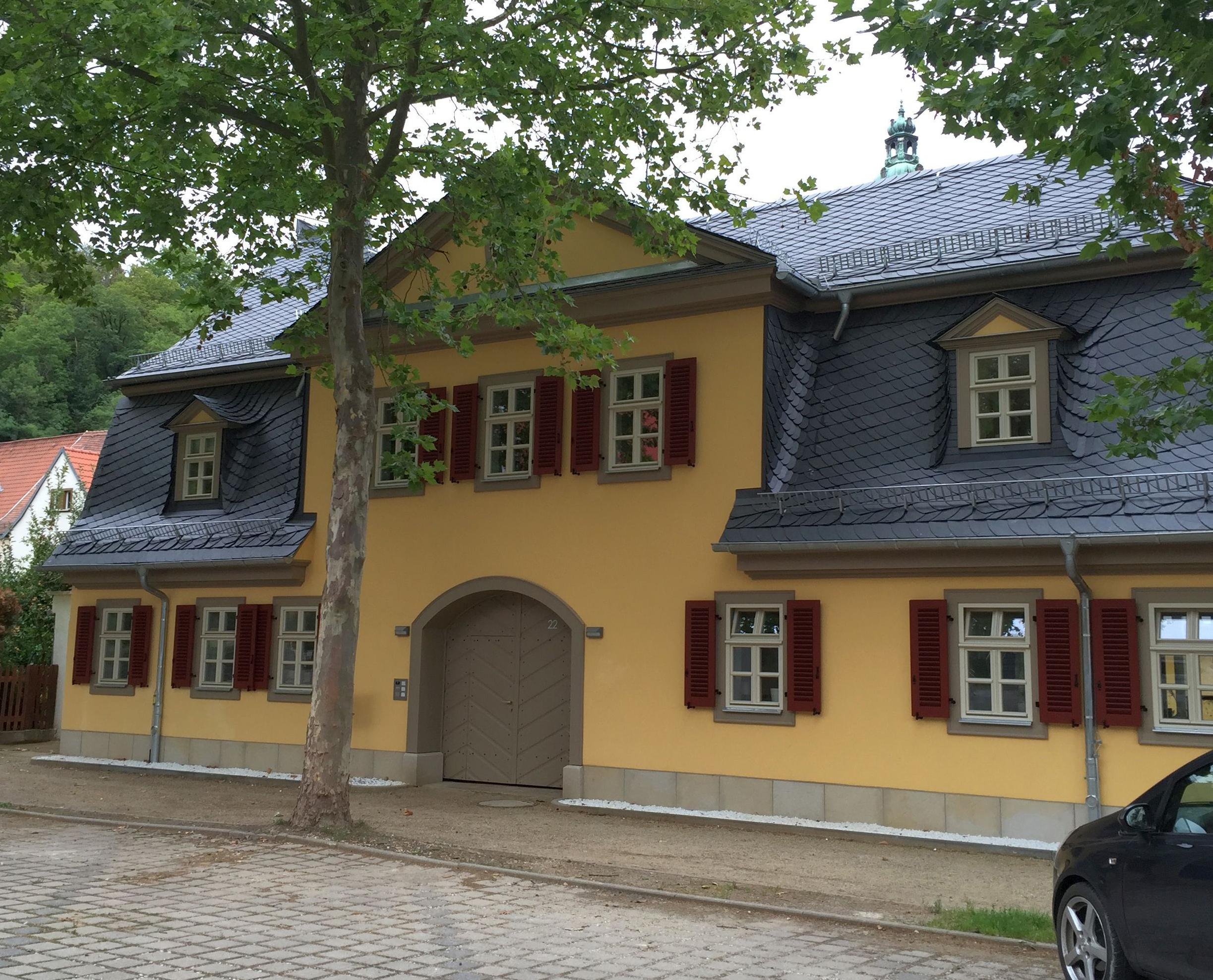 Wohnung Saalfeld Rudolstadt